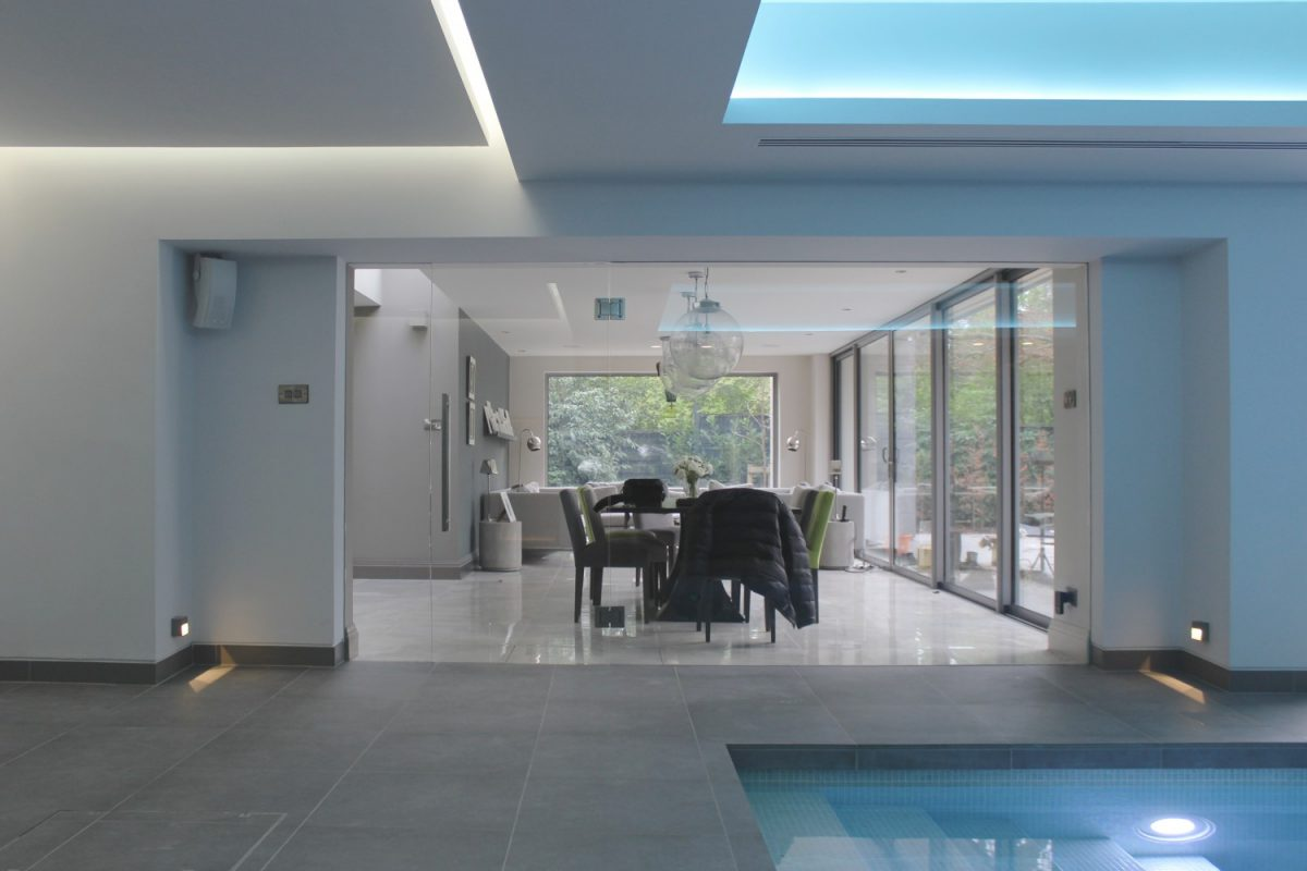 stone edge pool - Annabelle Tugby Architects