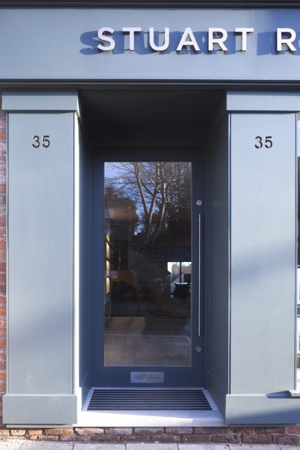 stuart rushton & company - Annabelle Tugby Architects