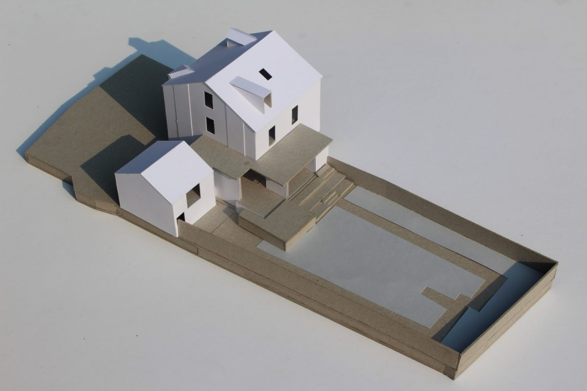 modelling… - Annabelle Tugby Architects