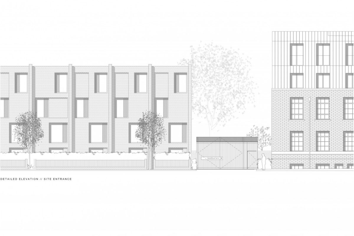 salford HQ: the crescent - Annabelle Tugby Architects. image credit: AOI Studios www.aoistudios.co.uk