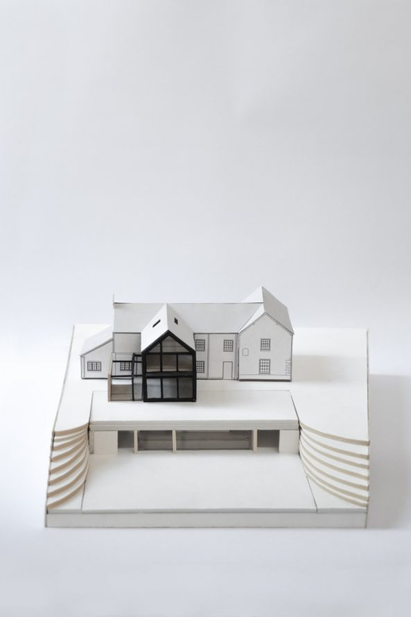 old hall farm - Annabelle Tugby Architects. image credit: AOI Studios www.aoistudios.co.uk