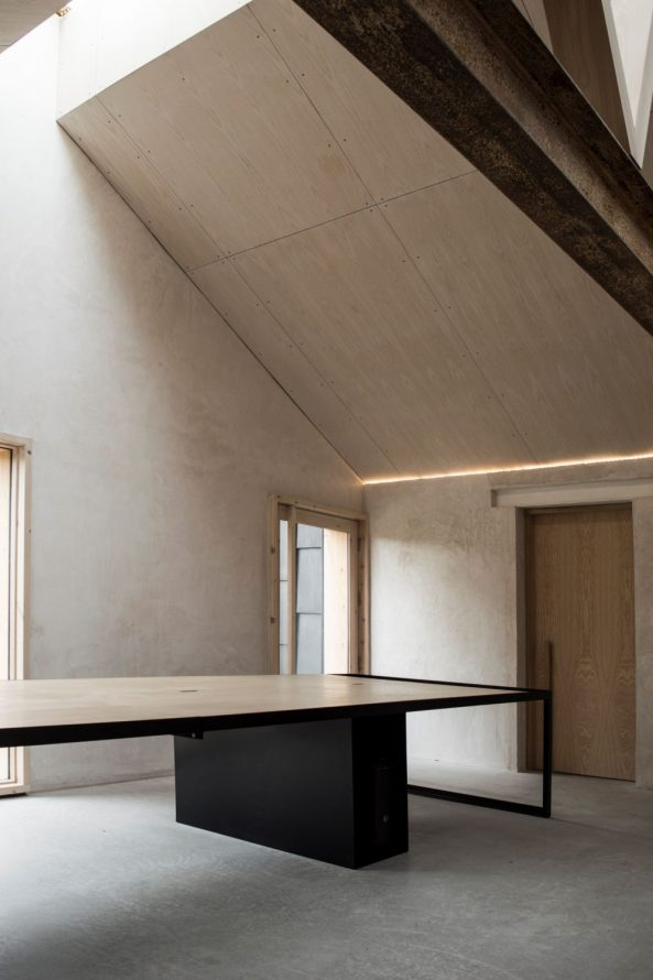the workshop - Annabelle Tugby Architects