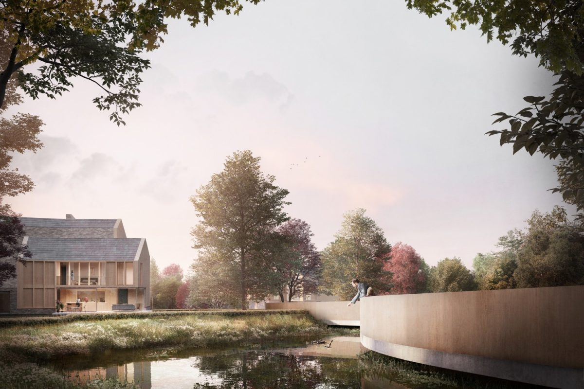 heybridge prestbury - Annabelle Tugby Architects. image credit: darcstudio