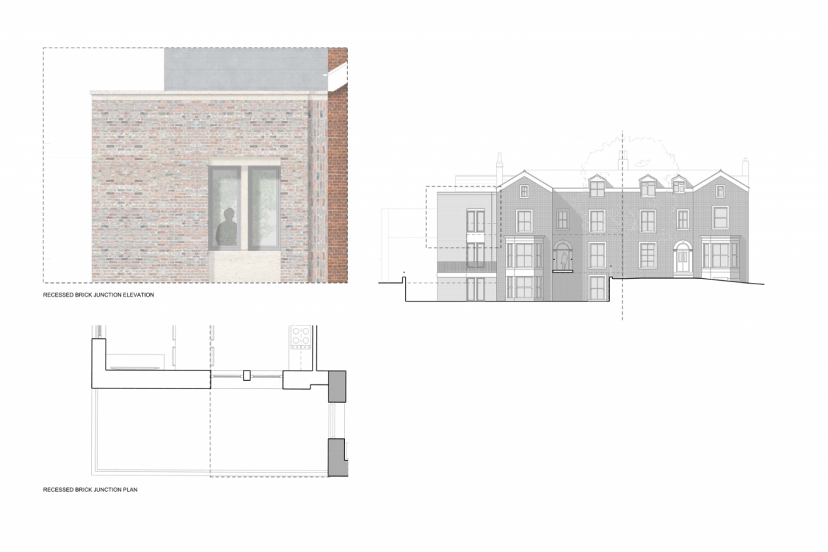 Didsbury _ 15 apts + 4 townhouses – approved! - Annabelle Tugby Architects