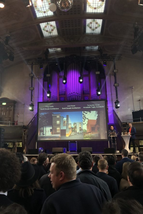 MSA awards - Annabelle Tugby Architects