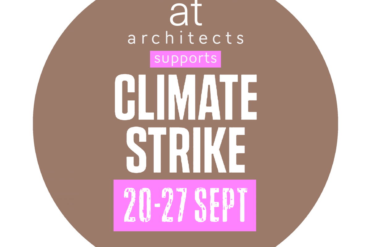 Climate Strike - Annabelle Tugby Architects
