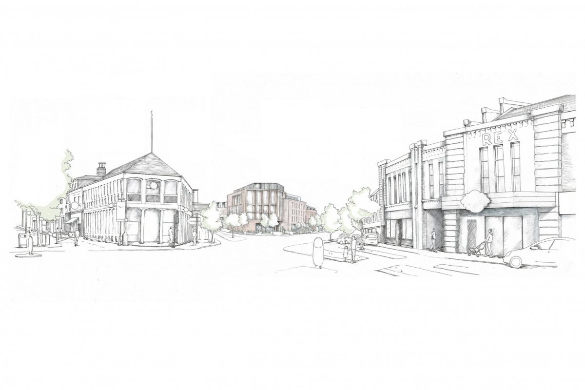 wilmslow hotel - Annabelle Tugby Architects