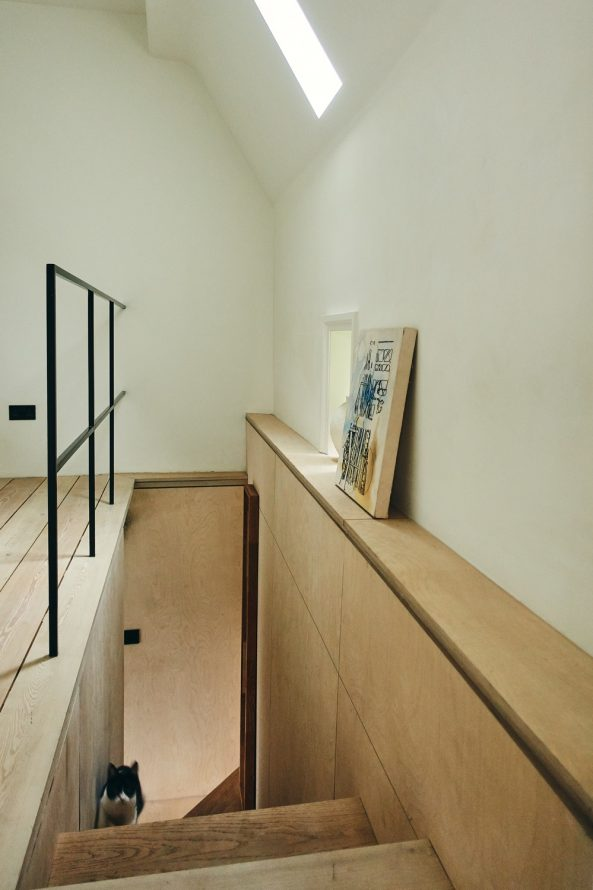 joinery - Annabelle Tugby Architects