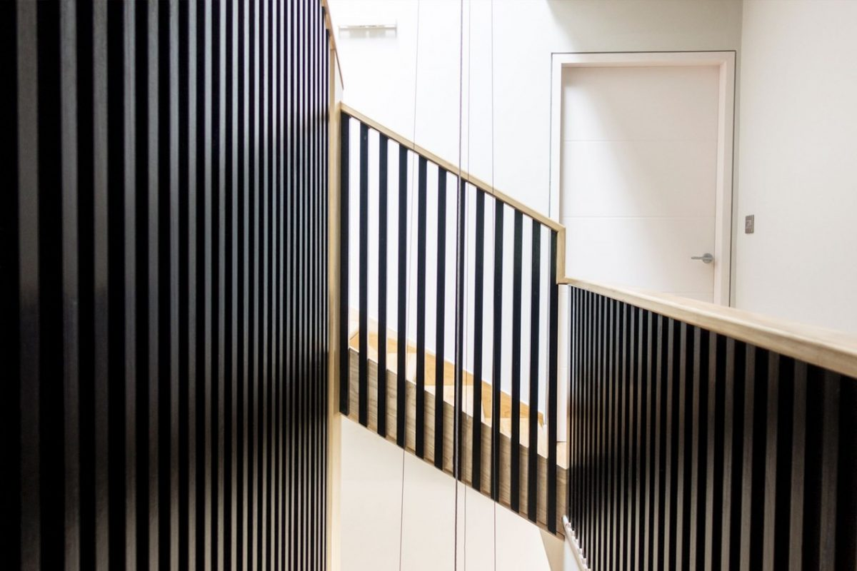 stairs - Annabelle Tugby Architects