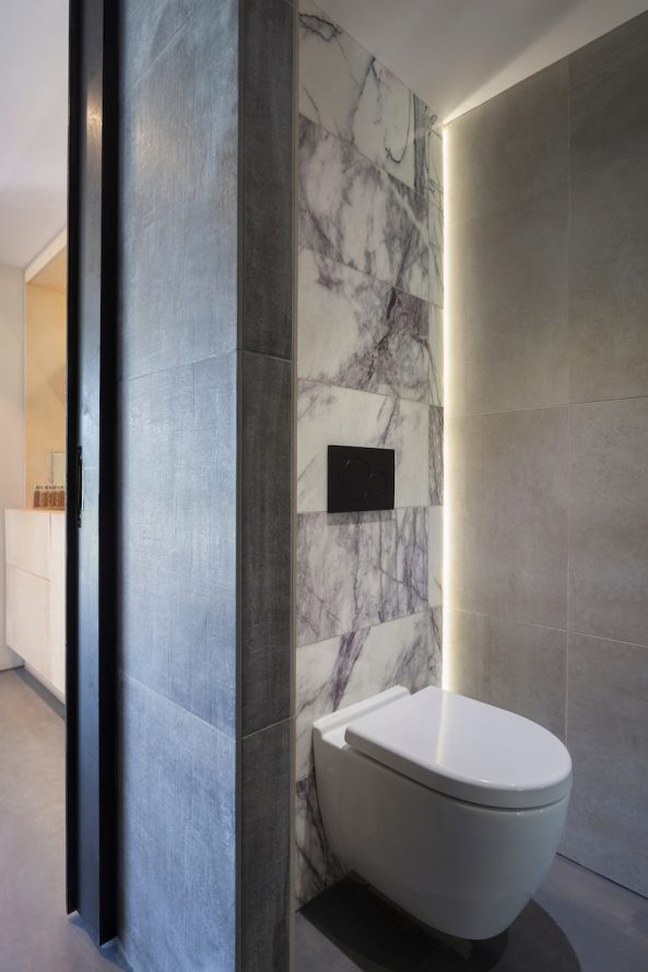 bathrooms - Annabelle Tugby Architects