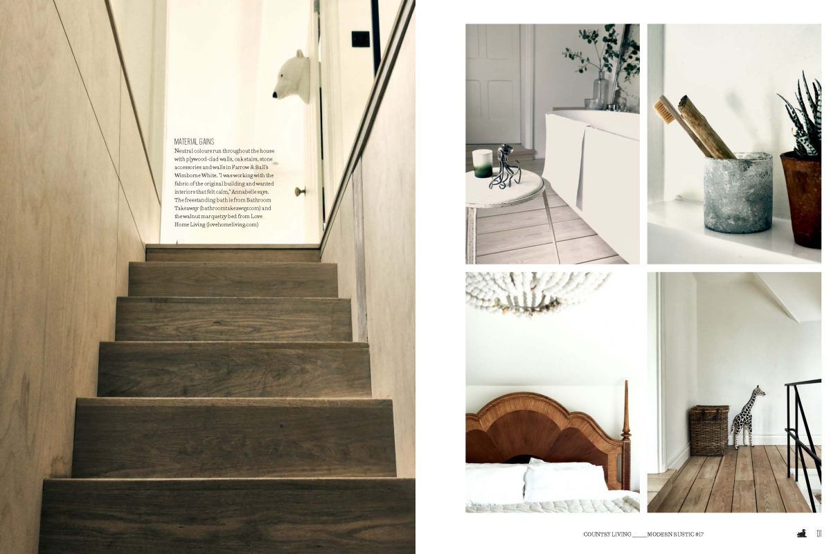 modern rustic - Annabelle Tugby