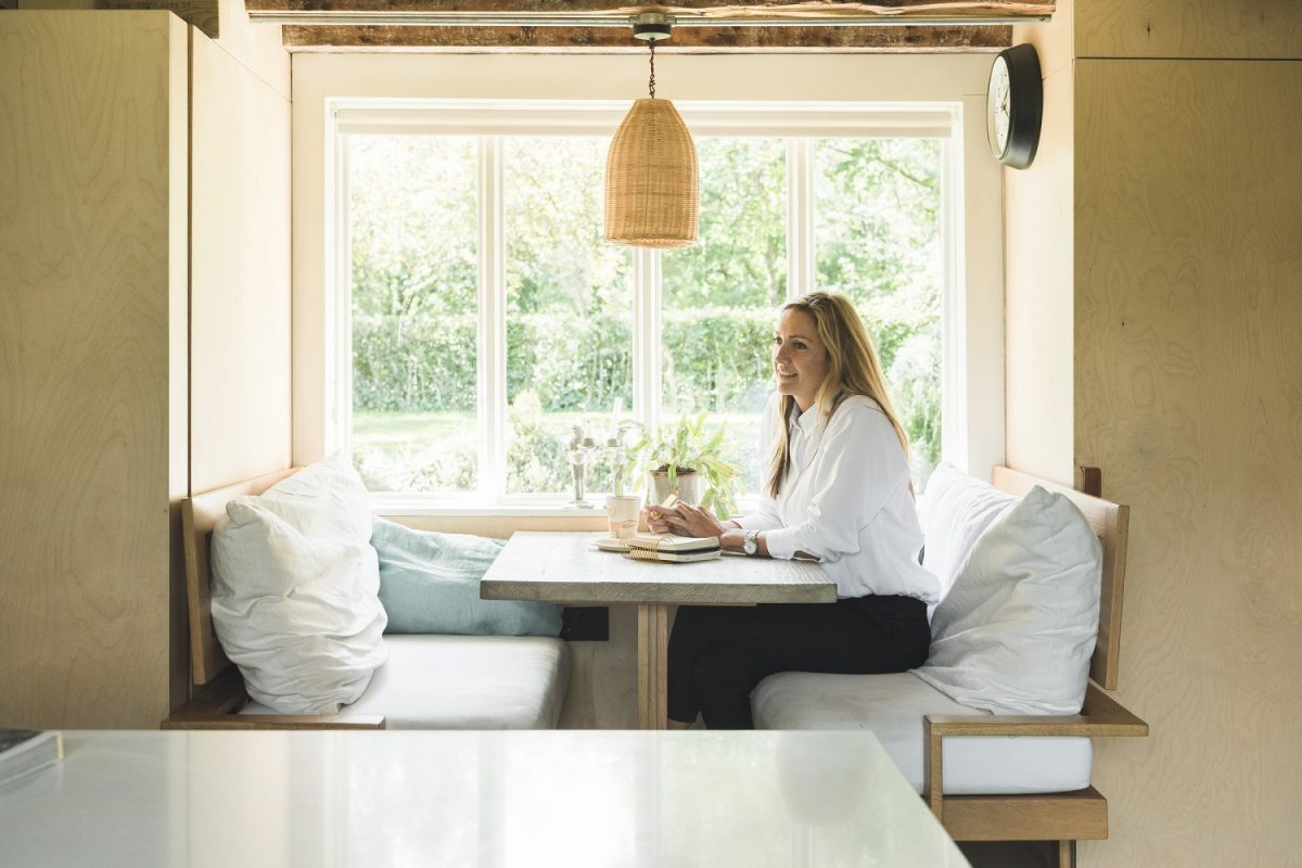 the modern house story - Annabelle Tugby
